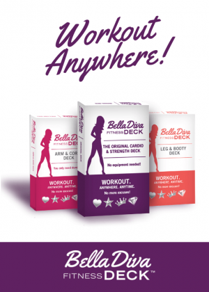 Bella Diva Fitness Decks
