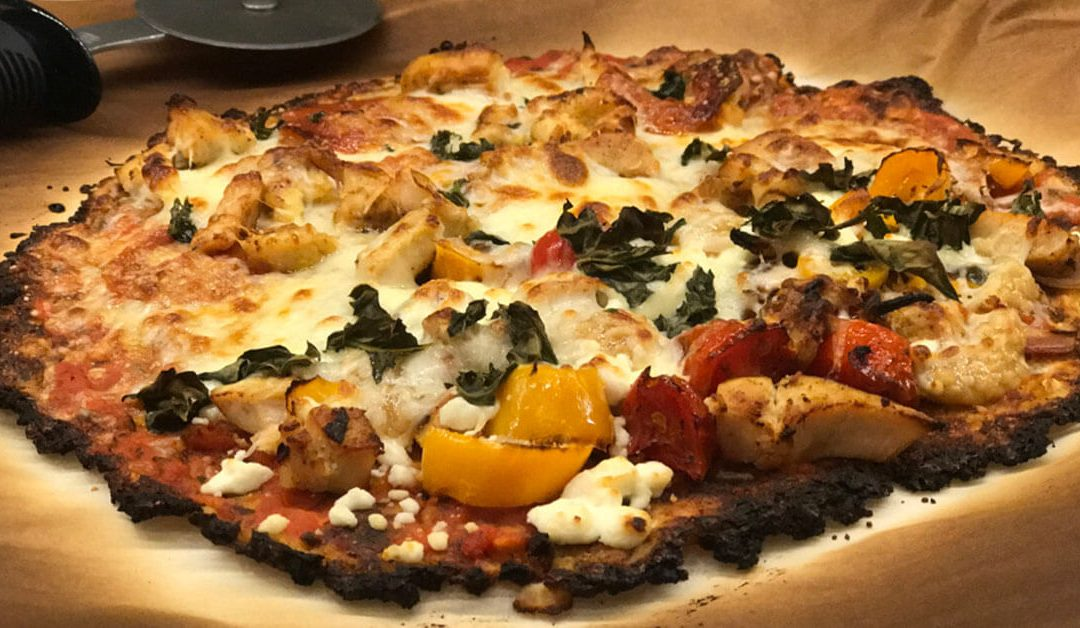 Cauliflower Pizza Perfection