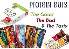 What's in your Protein Bar?