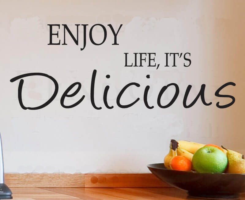 -font-b-Enjoy-b-font-font-b-life-b-font-it-s-delicious-home-decoration