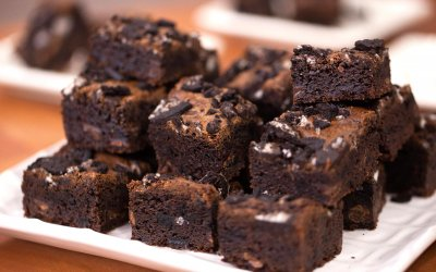 Black Beans & Brownies