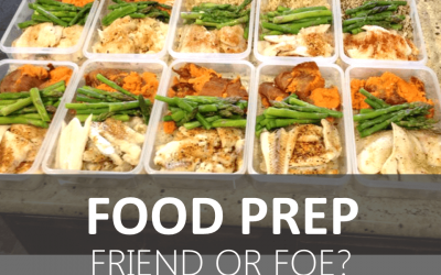 The Art of Meal Prepping