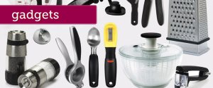10 Kitchen Gadgets