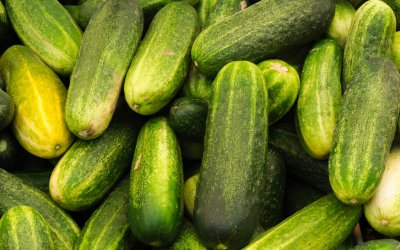 Lean, Green & Easy: Cucumbers